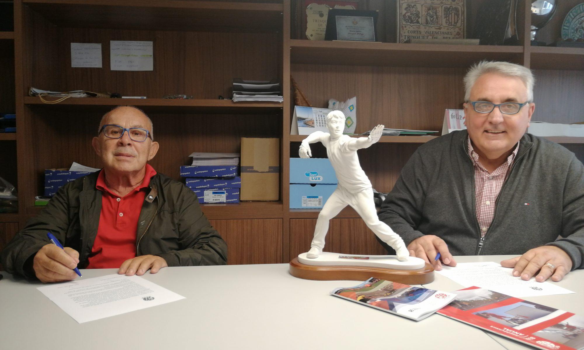 José Luis López y Alberto Soldado.