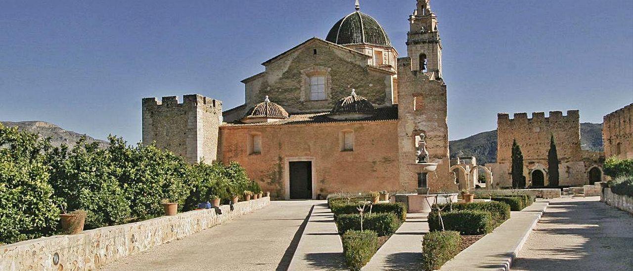Monasterio SImat de la Valldigna