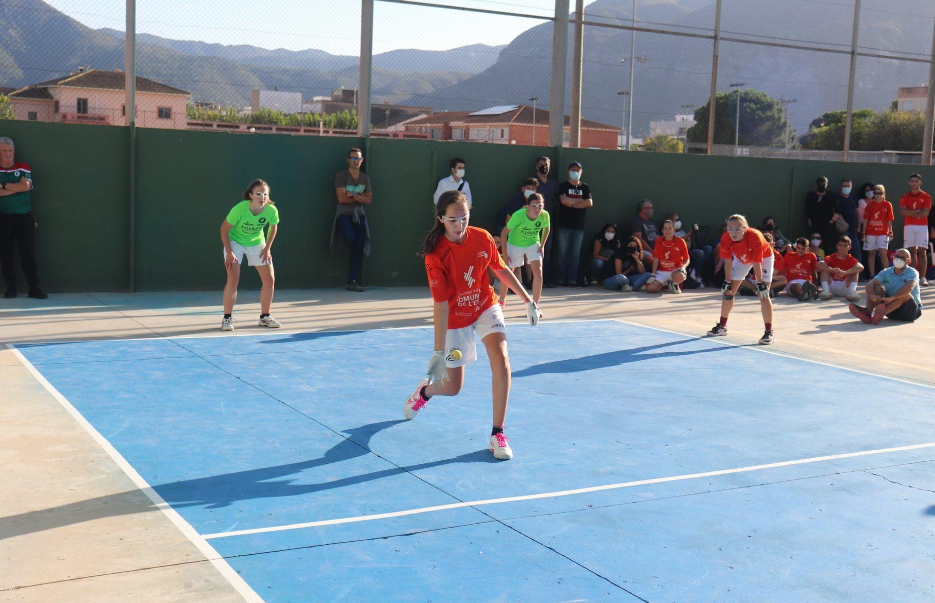 Duelo entre Euskadi y la Comunitat Valenciana.